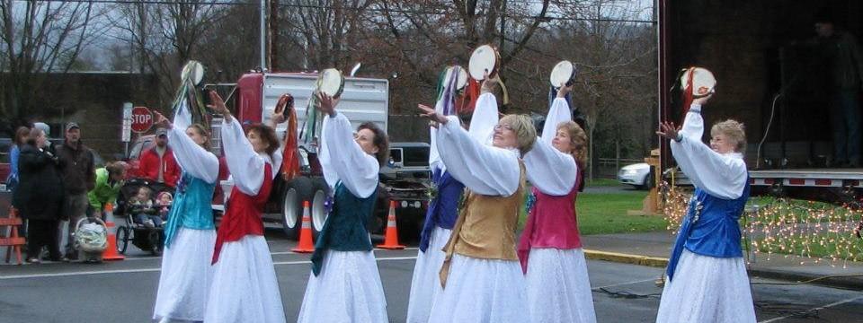 ROHG Dancers Christmas