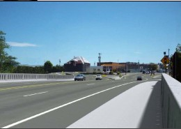 ODOT project rendering