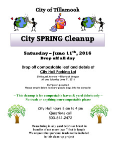 Spring Clean Up 2016