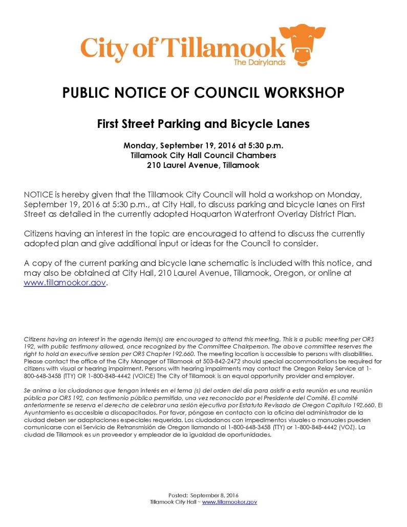notice-for-first-street-parking-and-bicycle-workshop-double-sided_page_1