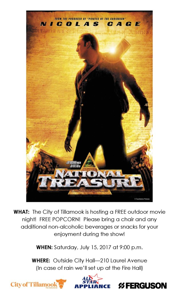 Flyers For Free Family Movie Night Flyer | Www.Gooflyers.Com